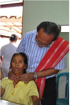 Social Service Sumba Island Thyroid Surgery(1)