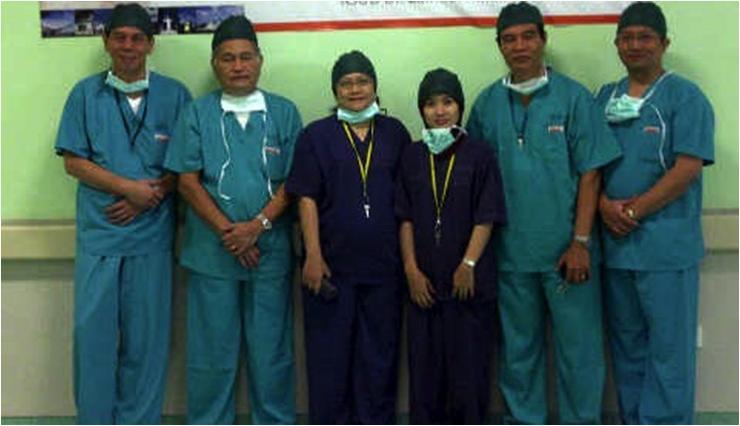 Social Service Banda Aceh Mastoid Surgery (1)