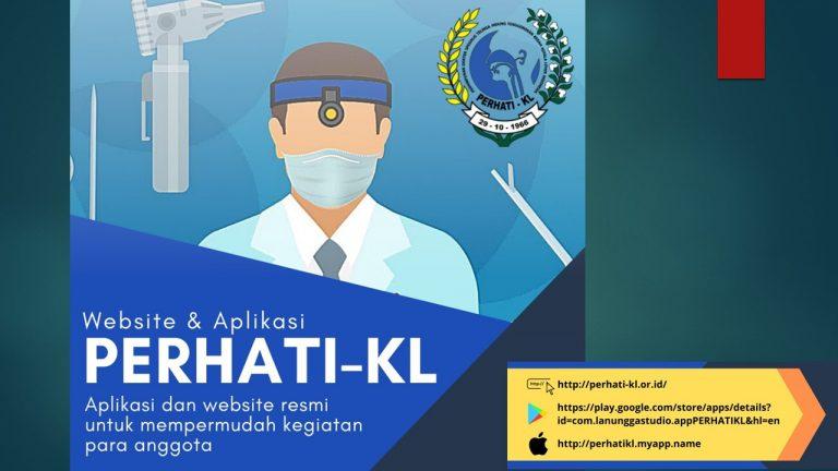 Aplikasi Mobile PERHATI-KL Indonesia