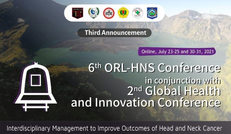 Oncology  ORL Head and Neck Surgery Conference ke-6